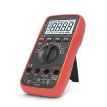 Digitális multiméter True RMS hőmérséklet méréssel
