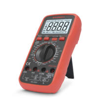 Digitális multiméter True RMS induktivitás méréssel