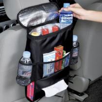Ülésre akasztható autós rendszerező thermo betéttel