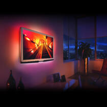 """LED szalag szett távirányítóval - TV háttérvilágítás 32 - 42"""""""