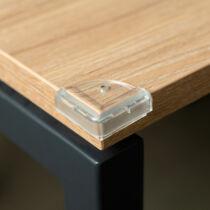 Sarokvédő asztalra - PVC - átlátszó - 4 db / csomag