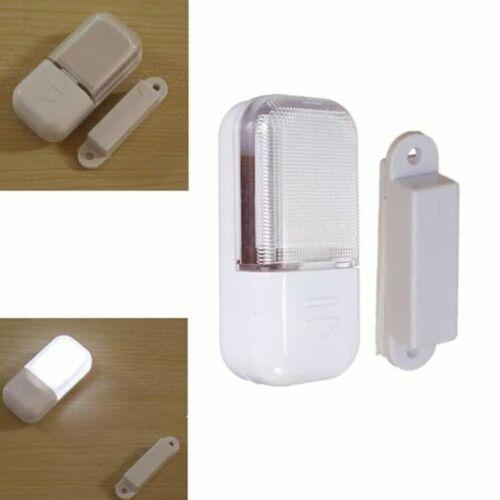 LED bútorvilágítás gardrób lámpa mágneses nyitásérzékelővel