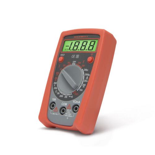 Digitális mini multiméter