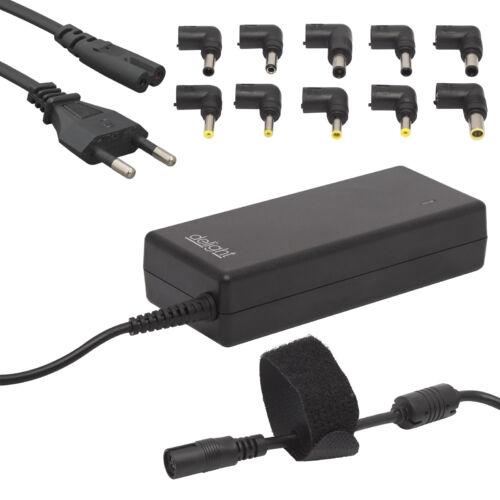 Univerzális laptop/notebook töltő adapter tápkábellel 12 - 24V / 5 - 6A 90W