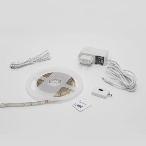 LED szalag szenzoros kapcsolóval 200 cm